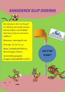 Kangoeroe Klup @ Het Nieuwland | Dieren | Gelderland | Nederland